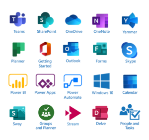 Training+ for Office 365: Instant Training for all of these apps