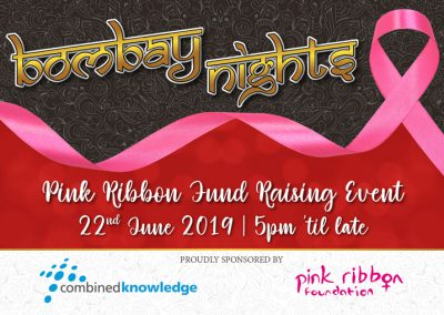 'Bombay Nights' Indian themed fund raising event (Jun 2019)